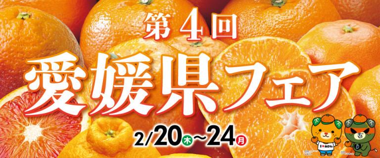 北関東 愛媛県フェア