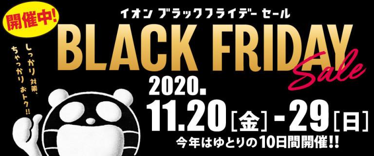 BLACK FRIDAY SALE 開催中!!